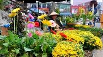 Khoảnh khắc cuối cùng trong năm của chợ phiên cổ nhất Hà Nội