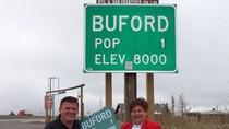 Chính thức trao quyền sở hữu thị trấn Buford cho doanh nhân Việt