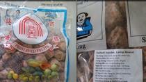 Phát hiện xí muội Thái Lan bán ở TP.HCM chứa chất gây ung thư