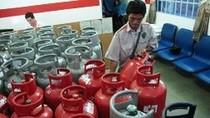 Hôm nay, gas tăng giá 16.000 đồng/bình 12 kg