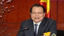 Phó thủ tướng Vũ Văn Ninh phụ trách Bộ Tài chính