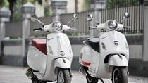 Lỗi phanh, 10.072 xe Vespa Primavera tại Việt Nam bị triệu hồi