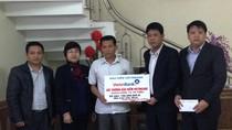 Bảo hiểm VietinBank chi trả 100 triệu đồng cho khách hàng
