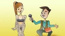 Hoa hậu bán dâm: 'Không tiền thì cạp đất ra mà ăn à?'