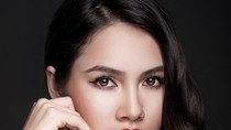 Hoàng My tập võ để thi Hoa hậu Thế giới