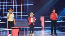 """Giọng hát Việt nhí: """"Dậy sóng"""" màn đối đầu của các giọng ca khủng"""