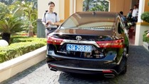 Đà Nẵng trả lại ô tô đang chở Bí thư do doanh nghiệp tặng