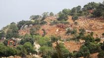 Xây dựng 40 móng biệt thự không phép trên bán đảo Sơn Trà