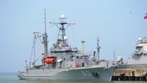 Hai tàu chiến hải quân Hàn Quốc cập cảng Đà Nẵng