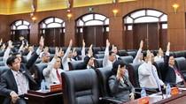 Bãi nhiệm chức danh Hội đồng nhân dân, ông Nguyễn Xuân Anh vắng mặt