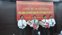 Điều động Giám đốc sở Kế hoạch và Đầu tư làm Phó trưởng Ban Nội chính Đà Nẵng