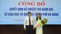 Đà Nẵng phân công người phụ trách sở Giáo dục và Đào tạo