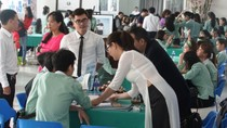 198 sinh viên được Nhật Bản tiếp nhận trong ngày hội việc làm