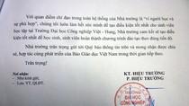 Trường ĐHCN Việt Hung cam kết bảo đảm quyền lợi cho SV (kỳ 11)