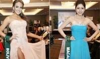 Ấn tượng màn trình diễn váy dạ hội Miss Earth 2011
