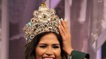 Tân Hoa hậu Trái đất: Mắt biết nói, môi cười rộng mở