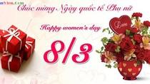 Chùm ảnh: Những tấm thiếp đẹp dành tặng trong ngày Phụ nữ 8/3 (P9)