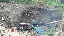 9 vụ sập, lở hầm, mỏ đau lòng năm 2012