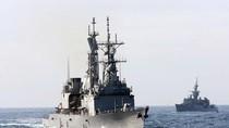 Mã Anh Cửu đáp trực thăng đi Bành Giai, 3 tàu khu trục hộ tống
