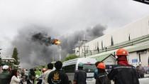 Nổ nhà máy hóa chất ở Hàn Quốc, 4 người thiệt mạng