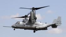 Mỹ triển khai Osprey tại Nhật khiến Trung Quốc lo ngại