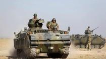 Mỹ bật đèn xanh cho Thổ Nhĩ Kỳ tấn công quân sự Syria