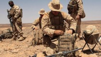 Mỹ bí mật triển khai đặc nhiệm giáp biên giới với Syria