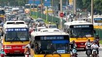 Chống tắc đường: Ưu tiên phát triển xe buýt là cần thiết