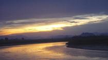Chùm ảnh: Hoàng hôn Sông Mã