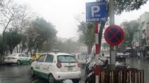 Chùm ảnh: Thực trạng ngày đầu 262 tuyến phố cấm trông giữ xe