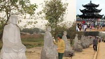 Những hình ảnh không đẹp ở ngôi chùa lớn nhất Việt Nam (P2)