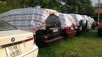 Ly kỳ số phận 25 xe sang đội lốt biển ngoại giao
