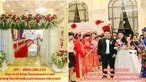 Trải nghiệm tiệc cưới mùa Noen ở khách sạn ASEAN số 8-Chùa Bộc