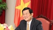Chủ tịch nước: Biển Đông là vấn đề Việt Nam luôn quan tâm