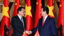 Tuyên bố chung về quan hệ Việt - Trung thời kỳ mới