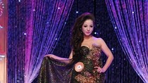 Ngắm danh hài Thúy Nga gợi cảm đêm chung kết hoa hậu