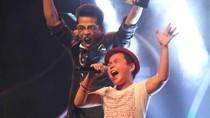 Bé 10 tuổi hát 'đám cưới chuột' khiến Huy Tuấn nhận sai