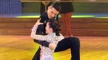 Bước nhảy hoàn vũ: Yến Trang đột phá đêm thi thứ 7