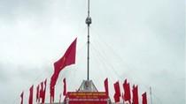 Nóng tối 30/4: Lễ thượng cờ thống nhất non sông bên bờ Hiền Lương