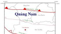 Lại xảy ra động đất tại Sông Tranh