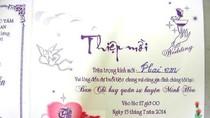 Trụ sở Huyện đội Minh Hóa thành nơi làm đám cưới cho con lãnh đạo