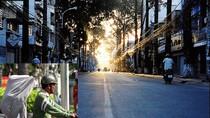 Chùm ảnh: Nắng nóng 39 độ, Người Sài Gòn đổ xô tìm nơi trốn nắng