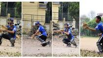 Góc ảnh độc giả: Trào lưu chơi bóng chày của giới trẻ Việt