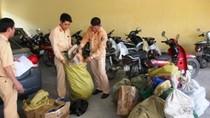 """Hàng trăm kg động vật hoang dã được """"tuồn"""" vào Hà Nội"""