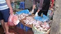 Chợ 'gà chảy nước' giá siêu rẻ công khai giữa Hà Nội