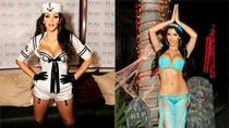 "9 kiểu váy ""siêu sexy"" của Kim Kardashian"