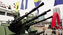 Biển Đông: Lực lượng Trung Quốc mang súng uy hiếp tàu cá Philippines