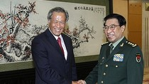 Bộ trưởng Quốc phòng Singapore đến TQ, thăm Hạm đội Nam Hải