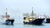 30 tàu cá Trung Quốc hoạt động trái phép tại Trường Sa đã về Tam Á