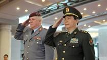 Tướng Trung Quốc lặng lẽ thăm Mỹ